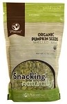 Pumpkin Seeds - Raw Shelled - Organic - 12 oz.