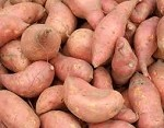 Sweet Potatoes - Organic - 1 lb.