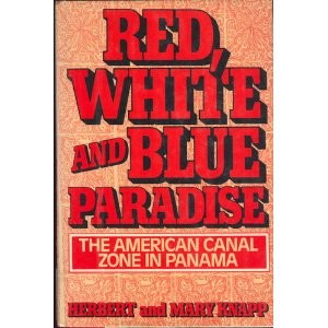 Book - Red, White & Blue Paradise