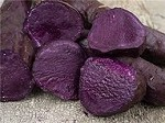 Sweet Potatoes - Hawaiian Purple - Organic - lb.