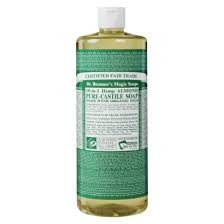 Soap - Dr. Bronner's - Almond - 32 oz.